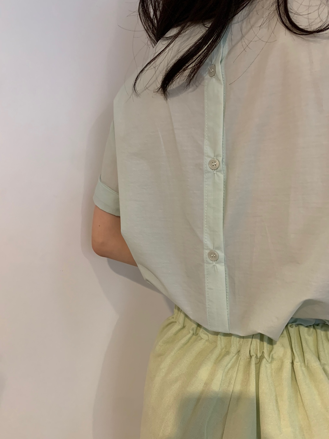 soft mint shirts